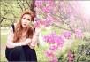 清纯靓丽美女的花季年华