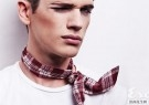 小配饰的威力:百变领巾不可思议