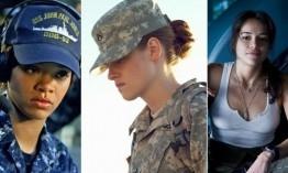 【图文】当女星穿起军装:那些在电影中英姿飒爽的姑娘们