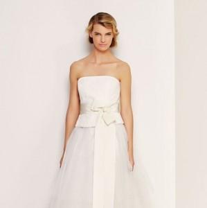 Max Mara 2014春夏婚纱系列最新广告