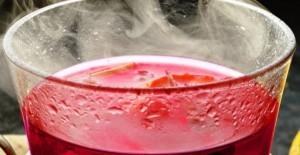 自制养生饮品——山楂果茶