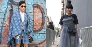 像街拍达人这样穿 才有机会被邀请去时装周