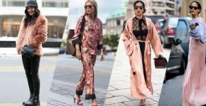 时尚达人最爱时髦色竟是它|玫瑰金|街拍|墨镜