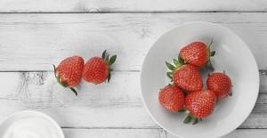 自制草莓酱 桑椹草莓果酱