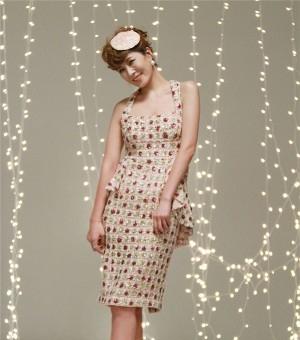 韩星金宣儿时尚大片曝光 优雅气质知性令人折服