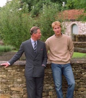 英国威廉王子从小到大生活照大收集 (第1页)