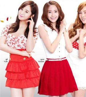 少女时代泰国品牌代言广告组图 (第1页)