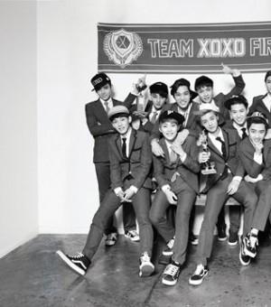 EXO新单曲《狼与美女》发表 首发惹热潮刷新各大