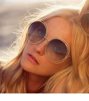 Chloe 2015春夏广告重现70年代风格