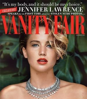 艳照门女星劳伦斯最新杂志大片 大胆全裸与蛇共
