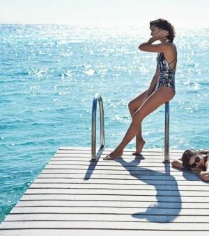 奥品牌WeAreHandsome发布泳装系列